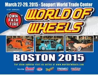 World of Wheels Boston 2015